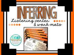 Inferring - QR Listening Center and Work Mats