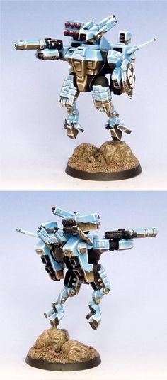 SENMM Tau Commander (BETTER PIC)