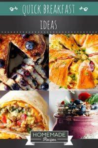 19 Quick Breakfast Ideas