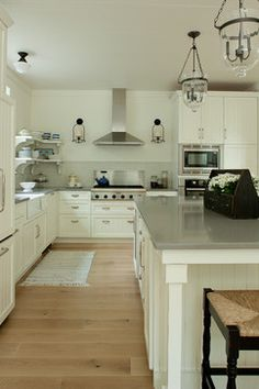 Lighting in the kitchen is fabulous. Can you share details especially about the fixtures over the island? - Houzz