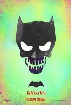 Batman Suicide Squad poster http://sonathane.deviantart.com