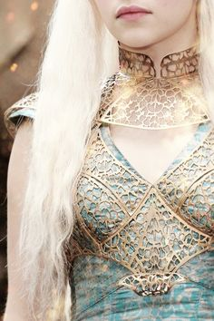 """♕""""I am not your little princess. I am Daenerys Stormborn of the blood of old Valyria and I will take what is mine, with fire and blood."""""""