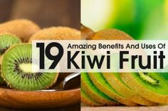 Kiwi fruit is an edible gooseberry & the national fruit of China. Rich in Vitamin C, it offers amazing benefits for health, skin & hair. Know them.