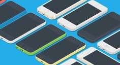 Apple Cihazlarının Mock-Up Tasarımları