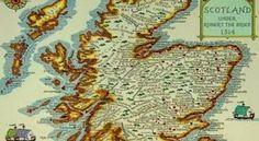 """""""Σκότια χώρα"""" αποκαλούσαν οι Αρχαίοι Έλληνες την Σκωτία που ήταν γεμάτη Αρχαιοελληνικά Τοπωνύμια"""