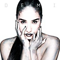 New Album Cover for Demi's new album, DEMI. On youtube, you can find all the songs of DEMI. Please view, we're trying to raise the views of the songs for her support! Plz help!