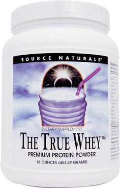 Source Naturals The True Whey™ Powder