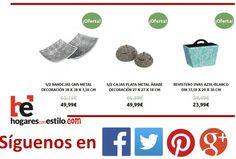 #Hoy #ofertas #home #hogar #estilo #deco #decoración Visítanos en hogaresconestilo.com