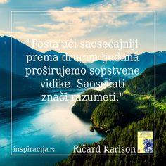Inspirišimo se zajedno! #problemi #sreća #strpljenje http://www.inspiracija.rs/index.php/autori/ricard-karlson/402-ne-gubite-zivce-zbog-malih-stvari