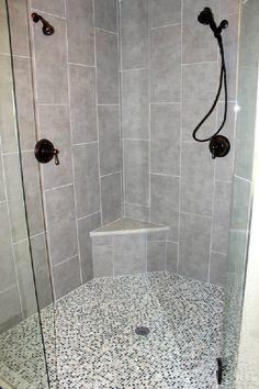 1000 ideas about vertical shower tile on pinterest marble mosaic shower tiles and porcelain. Black Bedroom Furniture Sets. Home Design Ideas