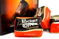 Ferrero Pocket Coffee Espresso Chocolates