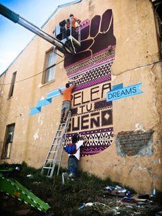 Street Artist Boa Mistura Feature