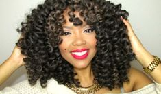 If you are familiar with hair trends, then you know crochet braids are the in-thing now. With varieties of styles and weave-ins to choose from. crochet braids are not bowing out anytime soon. Crochet Braids Marley Hair, Crochet Braid Styles, Crochet Braids Hairstyles, Permed Hairstyles, Twist Hairstyles, Crochet Hair, Crochet Wigs, Marley Crochet, Crotchet Braids