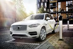In the Volvo Drivers can pick the Drive Mode that suits them best, or leave it in the default Hybrid Mode. The new Volvo SUV can launch Volvo Cars, Suv Cars, Cars Uk, Volvo Xc90 2015, Automobile, Motor Diesel, Combustion Engine, Luxury Suv, Chengdu