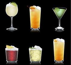 Lee sobre la preparación de 6 cocteles con tequila.