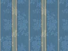 Brunschwig & Fils HARMONY STRIPE BLUE 8012126.5 - Brunschwig & Fils - Bethpage, NY, 8012126.5,Brunschwig & Fils,Jacquards,Light Blue,Medium Duty,S,Up The Bolt,Stripes,Upholstery,Italy,Yes,Brunschwig & Fils,Le Jardin Chinois,HARMONY STRIPE BLUE