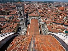 The Duomo, Florence   (wish i had thought of this image composition)