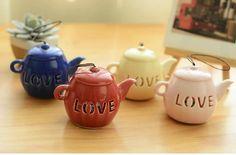 Teapot Shaped Night Light
