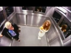 Extremely Scary Ghost Elevator Prank in Brazil-- Beyond hilarious!