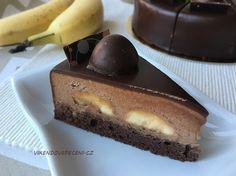 VÍKENDOVÉ PEČENÍ: Kubánský dort Sweet Desserts, Sweet Recipes, Tres Leches Cake, No Bake Pies, Mini Cheesecakes, Kiwi, Red Velvet, Pudding, Baking