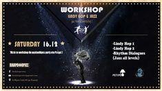 Workshop LINDY HOP & JAZZ Banner