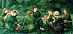 Edward Burne-Jonrs, The Green Summer