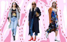 Sneak peek: what international fashionistas have in their wardrobes   The Blonde Salad