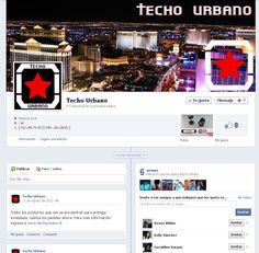 Facebook Page - Techo Urbano