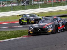 Blancpain GT: Mercedes-AMG GT3s Dominate Silverstone with 2 Wins