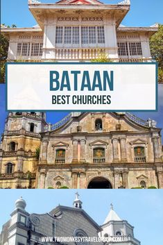 Spending a Holy Week and Visita Iglesia in Bataan offers a promising and memorable experience as this place holds significant marks in Philippine history. This mountainous province showcases rich culture and history, as well as numerous exquisite churches that date back during the Spanish era. Our Lady Of Rosary, St Catherine Of Siena, Bataan, Holy Week, Philippines Travel, The Province, Amazing Destinations, Verona, Facade
