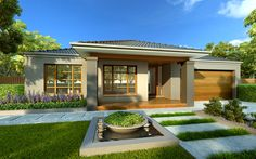 The Fairhaven Home - Browse Customisation Options | Metricon