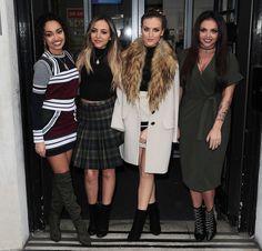 Little Mix at Radio 2
