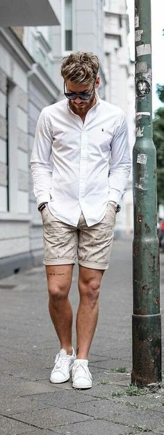 SMART CASUAL OUTFIT IDEAS FOR MEN #MENSFASHION