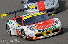 GT Open e Blancpain Endurance Series