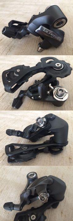 Derailleurs Rear 177813: Shimano Ultegra Rd-6700 Road Bike Rear Derailleur 10 Speed Short Cage Nwob -> BUY IT NOW ONLY: $65 on eBay!