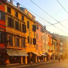 Parma, Multi Story Building