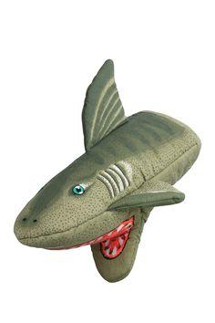Shark Oven Mitt - Two Rivers Pediatric Dentistry   #Moline   #IL   www.tworiverspedo.com