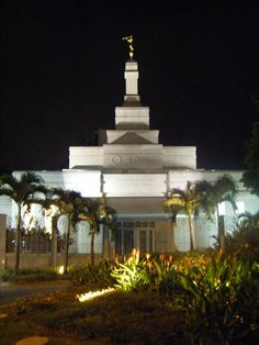 Caracas, Venezuela Temple Dedicated 20 August 2000 by Gordon B Hinckley