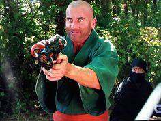 Dominic Purcell Mick Rory Heat Wave     DC's Legends of Tomorrow