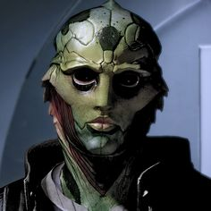 Yo confieso que Thane era my BF en Mass Effect 2.