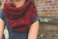 Ravelry: Luxe Cowl pattern by Margaux Hufnagel Free Pattern