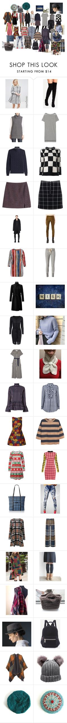 """""""wish list......................"""" by talma-vardi on Polyvore featuring ASOS, Autumn Cashmere, T By Alexander Wang, Woolrich, Marc Jacobs, Carven, Miss Selfridge, Lost & Found, Haider Ackermann and NSF"""