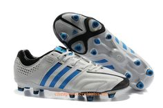 73aa26eaf59 Sale Discount Running White-Bright Blue-Black Adidas Adipure TRX FG  Football Shoes For SaleFootball Boots For Sale