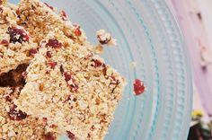 Recept | Cranberry havermout repen
