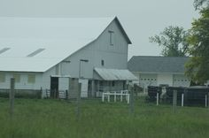Amish meeting place for church