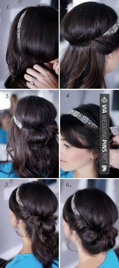 Wedding  Hairstyle That Never Go Out of Style.