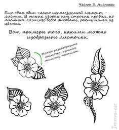 Для всех, кто хочет научиться рисовать.(маленькие мастерклассы) - PesIQ