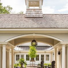 farmhouse with porch and porte cochere designs - Google Search