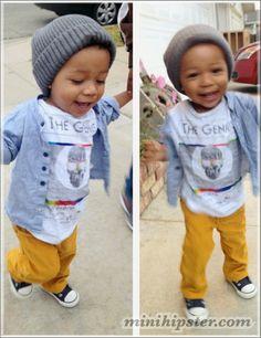 lonnie... MiniHipster.com: kids street fashion (mini hipster .com)