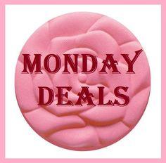 Monday Deals #blogger #bblogger #March #TGIF #beautyblogger #makeupartist #beauty #makeup #skincare #fashion #deals #style #MUA #fashionblogger #GiftIdeas #cosmetics #Wedding